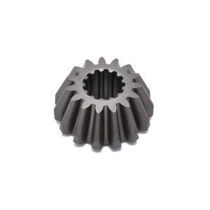 Tandwiel 4x4 vooras Iseki TE3210 Betreft origineel Iseki onderdeel! Origineel onderdeel nummer: 1480-434-008-00 148043400800 Afmetingen: Tanden: 15 stuks