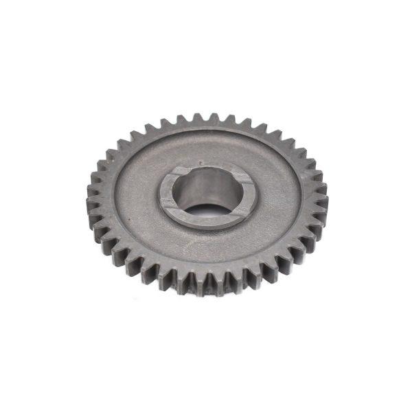 Tandwiel voor in versnellingsbak Iseki TG TG5330 TG5390 TG5470 Betreft origineel Iseki onderdeel! Origineel onderdeel nummer: 1742-214-017-10 174221401710 Afmetingen: Tanden: 40 stuks