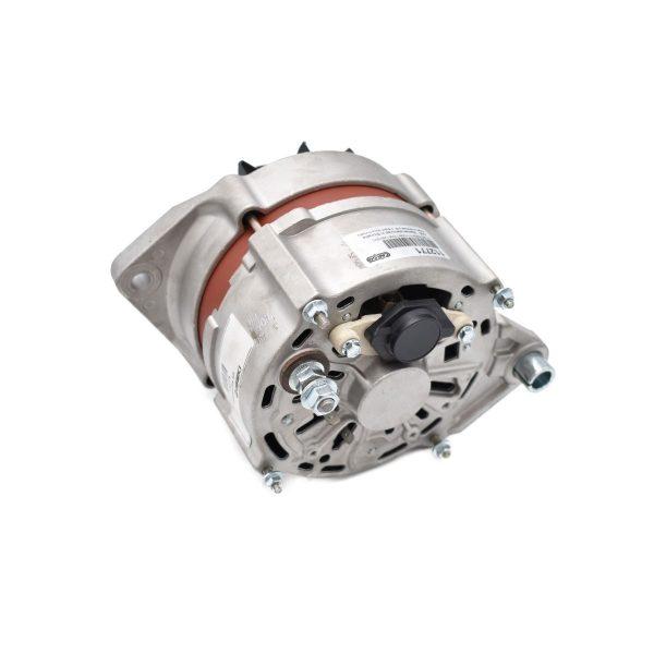 Dynamo voor Iseki ICT50 Betreft origineel Iseki onderdeel! Origineel onderdeel nummer: 112771 Afmetingen: Diameter polie: 26mm