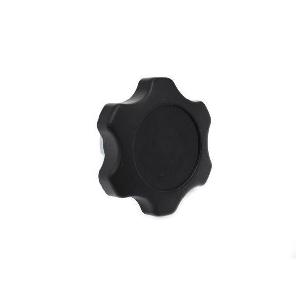 Draaiknop zonder sticker voor Iseki: TXG23 TXG237 SXG15 SXG19 SXG22 Betreft origineel Iseki onderdeel! Origineel onderdeel nummer: 1725-553-007-10 172555300710