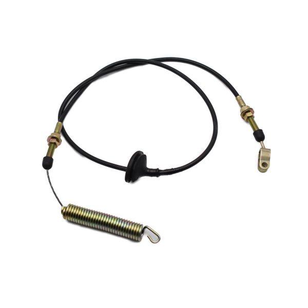 Gaskabel voor Iseki TJ75 Origineel onderdeel nummer: 1719-116-520-10 171911652010