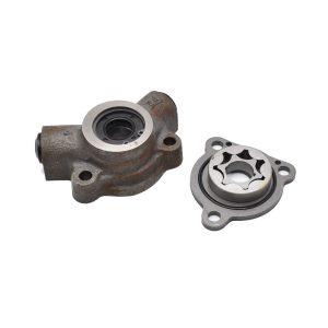 Hydrauliekpomp voor Iseki TX2160 Origineel onderdeel nummer: 1435-201-203-00 143520120300