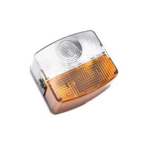 Breedte/knipperlicht unit Iseki: 3025 3125 3130 3135 Origineel onderdeel nummer: 1600-622-380-00 160062238000