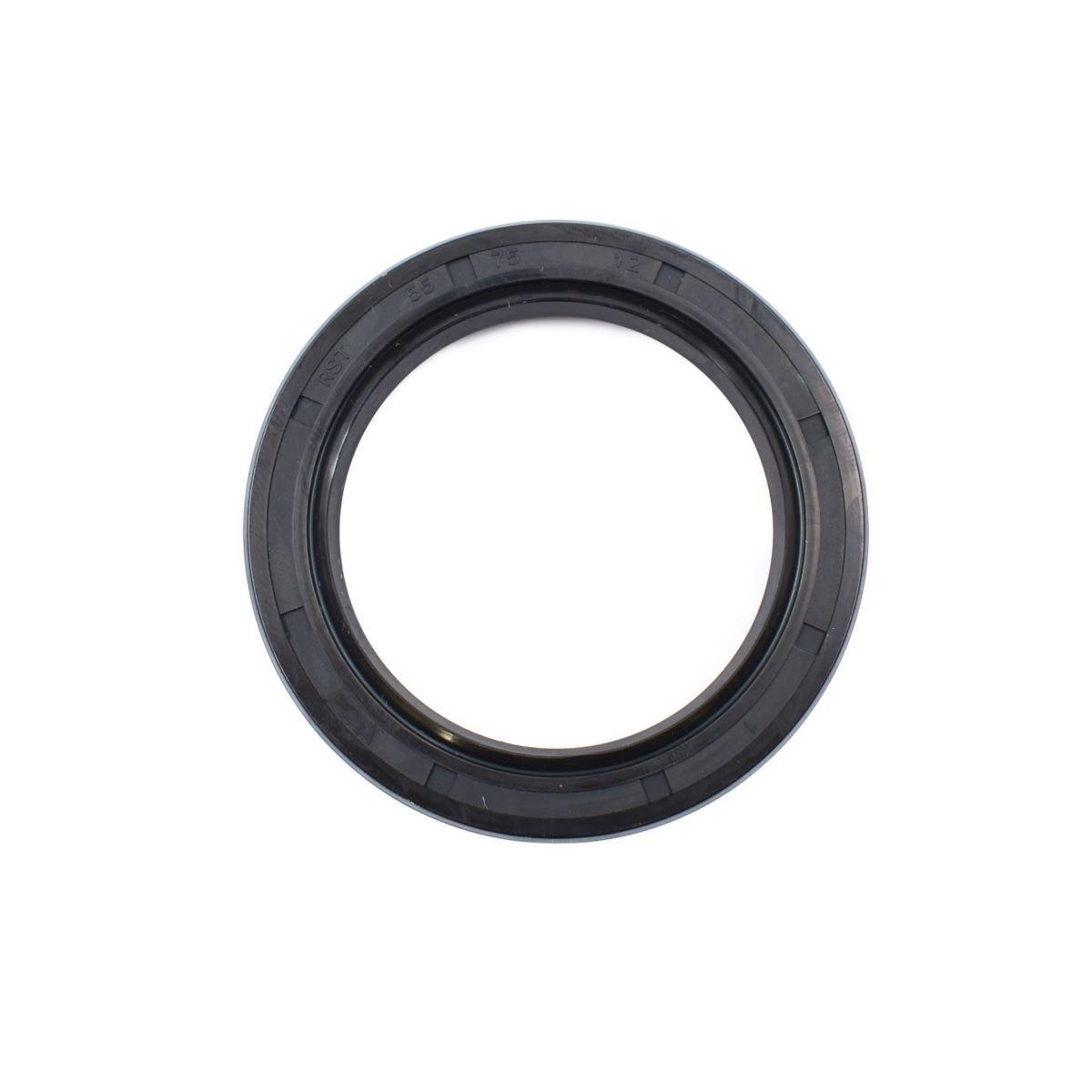 Keerring steekas achterbrug Yanmar Minitractor Afmetingen: 55x75x12 mm