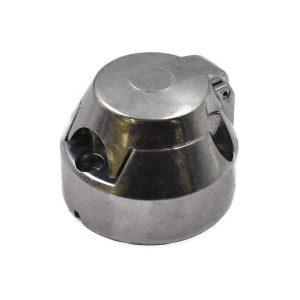 STEKKERDOOS 7 POLIG Afmetingen: Diameter: 71 mm Hoogte: 52 mm