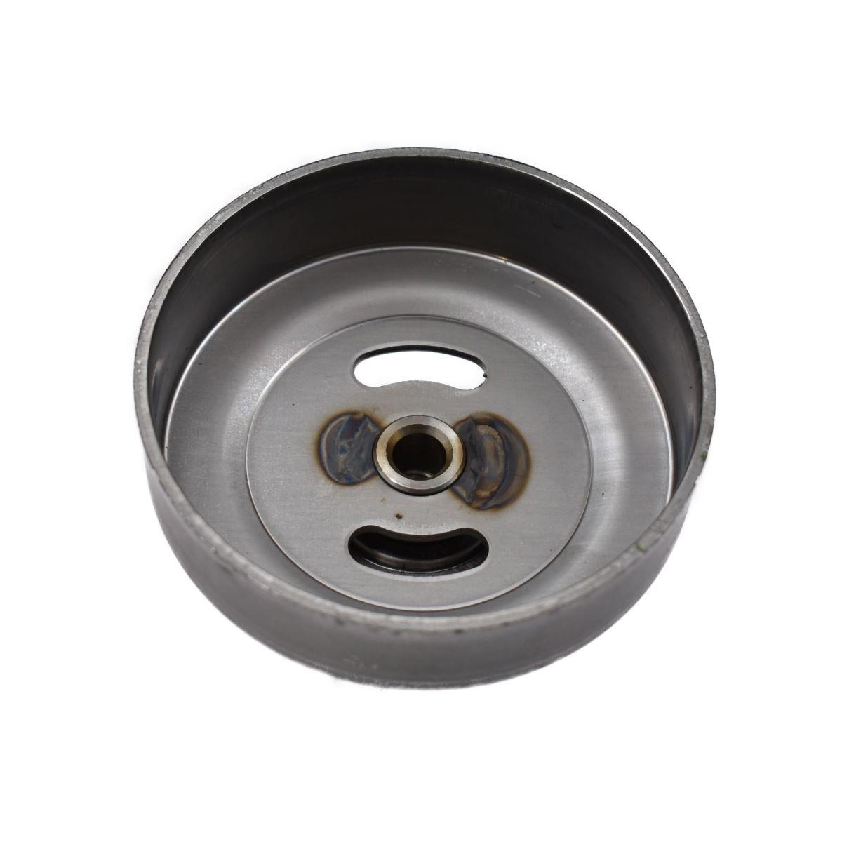 KOPPELING VOOR ISEKI IBX351, IBX401 Origineel onderdeel nummer: 7066-710-341-10 706671034110 Betreft origineel Iseki onderdeel! Afmetingen: Diameter: 88mm Diameter lager: 40mm