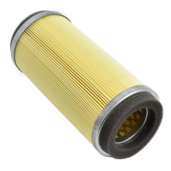 LUCHTFILTER KUBOTA ASTE, B52 (LET OP: MEERDERE SOORTEN! BC45) Kubota Aste: A15 A17 A19 A155 A175 A195 Kubota B: B52 Afmetingen: Lengte: 166mm Diameter uitwendig: 83mm Diameter inwendig: 45mm