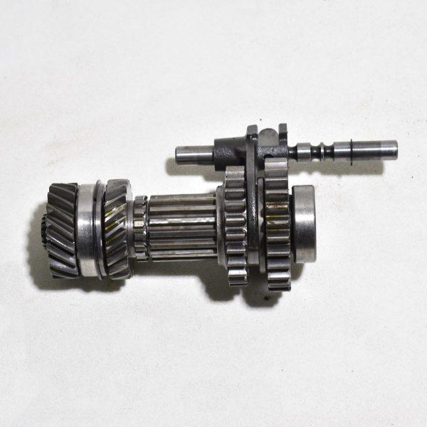 Schakelsysteem Kubota B1600