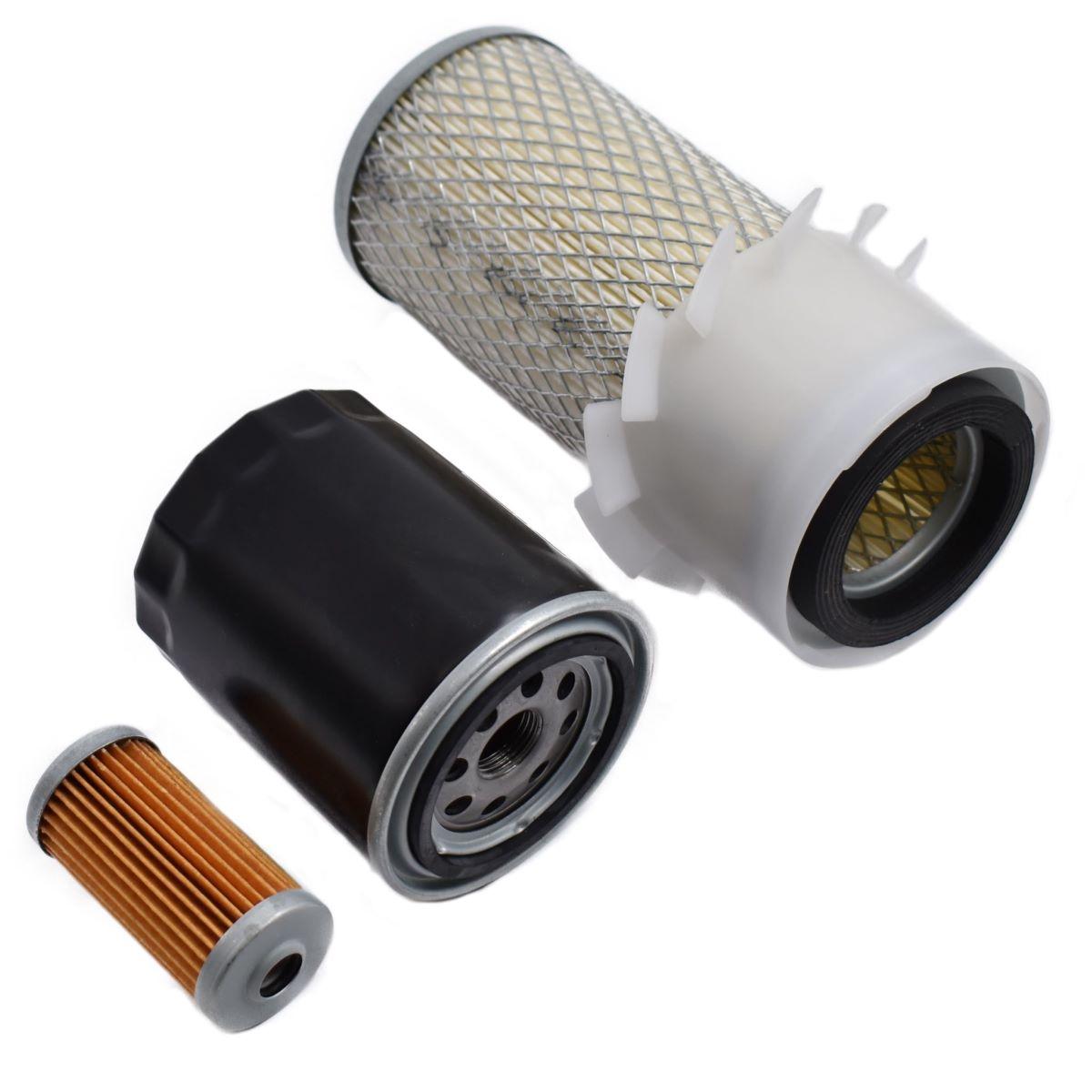 Filterset Hinomoto E182, E184, E202, E204, E222, E224, E1802, E1804