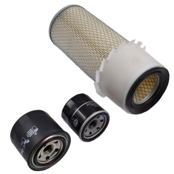 Filter set Hinomoto N209 N239 N249 N279