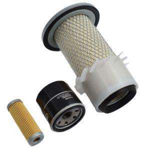 Filterset Hinomoto CX13, CX14, CX19