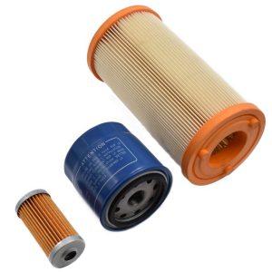 Filterset Iseki TH20, TH22, TH24