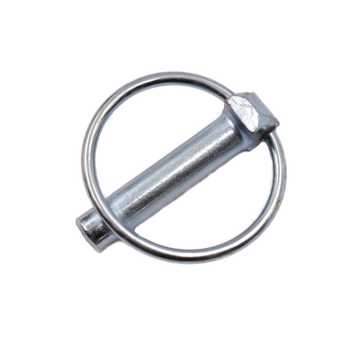 BORGCLIP 10MM Afmetingen: Diameter: 10mm Lengte: 45mm Werklengte: 36mm