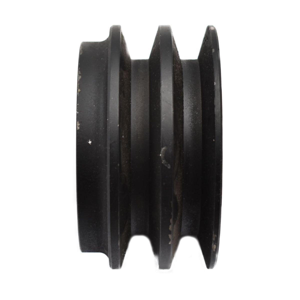 FRONT PTO POELIE ISEKI Origineel onderdeel nummer: F2-003-00 F200300 Betreft origineel Iseki onderdeel! Afmetingen: Diameter: 110mm Hoogte: 57mm