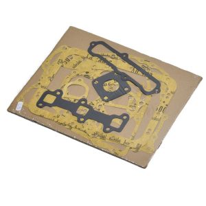 PAKKING SET ISEKI, MITSUBISHI, L3 MOTOR Inhoud set: (onder andere) Inlaat + uitlaat pakking Distributiepakking Carterpakking ect. Let op!: Zonder koppakking Zonder kleppendeksel pakking Zonder Klep seals Motor: L3A L3B L3C L3D L3E Iseki TU: (Landhope) TU125 TU135 TU137 Mitsubishi: MT14 MT16 MTX13 MTX15 MT165