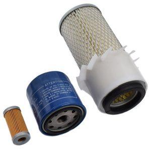 Filtersatz Shibaura P15, P17, SP1500, SP1540, SP1700, SP1740 Shibaura P: P15 P17 Shibaura SP: SP1500 SP1540 SP1700 SP1740 Inhaltsset: 1x Kraftstofffilter 1x Ölfilter 1x Luftfilter