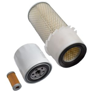 Filtersatz Shibaura P19, P21 Shibaura P: P19 P21 Inhaltsset: 1x Kraftstofffilter 1x Ölfilter 1x Luftfilter