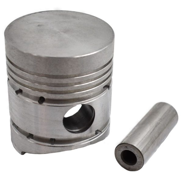 1523121110 / 15231-21110 / 15231-2111-0 1523121111 / 15231-21111 / 15231-2111-1 Zuiger Kubota B6000, ZL600 Kubota B: B6000 Kubota motor: ZL600 Afmetingen: Diameter: 70mm Inclusief pen