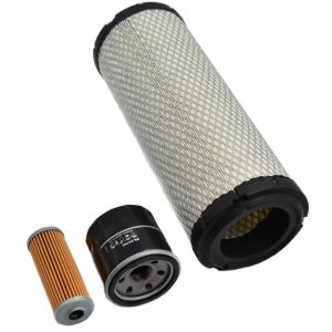 Filterset Yanmar F (Hinweis! 2 Arten von Kraftstofffiltern) Yanmar F: F180 F190 F200 F210 F220 F250 Inhaltsset: 1x Kraftstofffilter (Hinweis! 2 Arten von Kraftstofffiltern) 1x Ölfilter 1x Luftfilter
