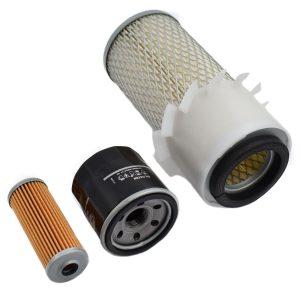 Filtersatz Yanmar YMG Yanmar YMG: YMG1800 YMG2000 Inhaltsset: 1x Kraftstofffilter 1x Ölfilter 1x Luftfilter